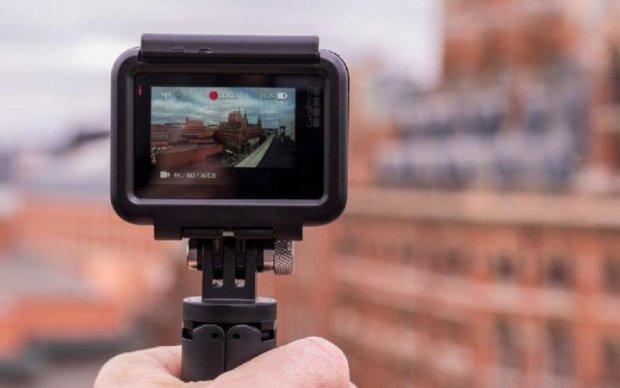 GoPro порадує екстремалів копійчаною екшн-камерою