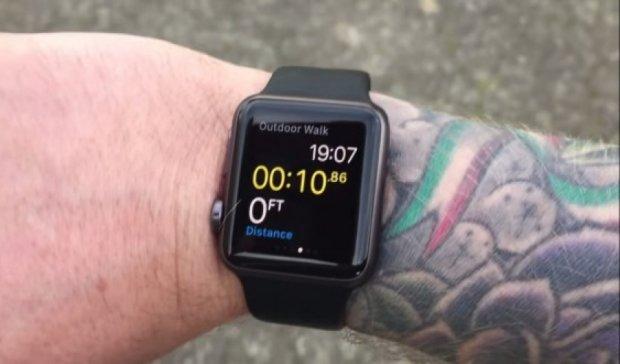 Apple Watch виявилися несумісні з татуюваннями