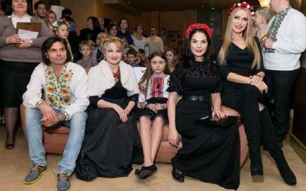 Одна велика родина: хто кому кум, брат, сват в українському шоу-бізнесі