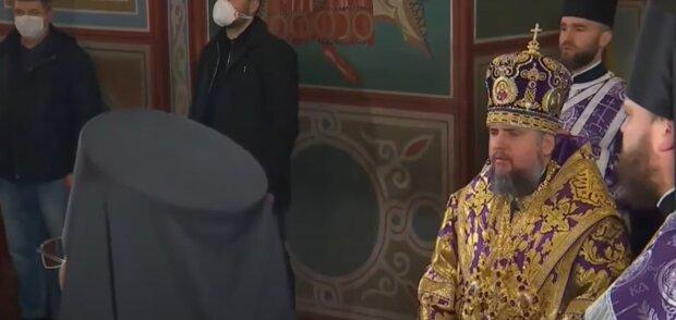 На Франковщину едет митрополит Эпифаний - помолимся за Украину
