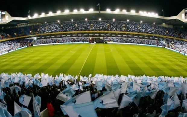 Тоттенгем переїжджає на легендарний англійський стадіон