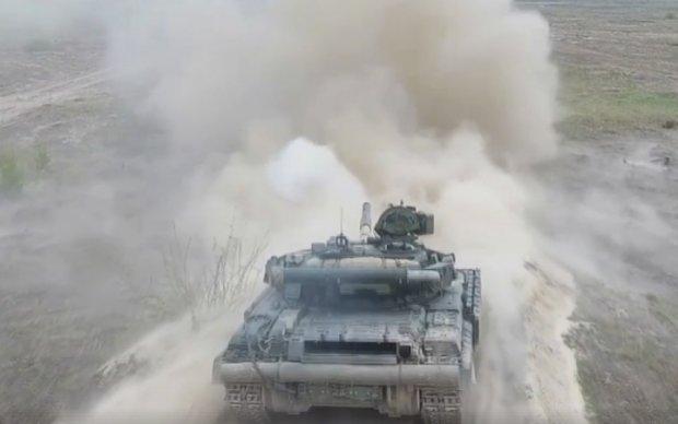 Муженко показал будущее украинских танкистов