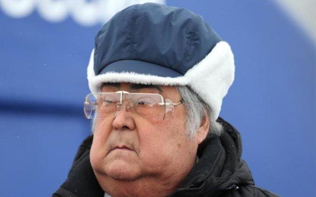 Стало известно, куда сбежал от стыда Тулеев: фото