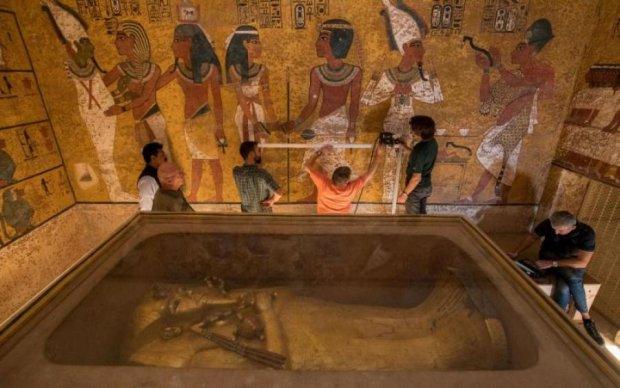 """Археологи дізналися, де """"господарює"""" дружина Тутанхамона"""