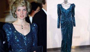 Платья принцессы Дианы ушли с молотка за миллион долларов (фото) рекомендации