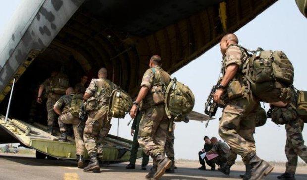 Франция требует военной помощи от европейских стран