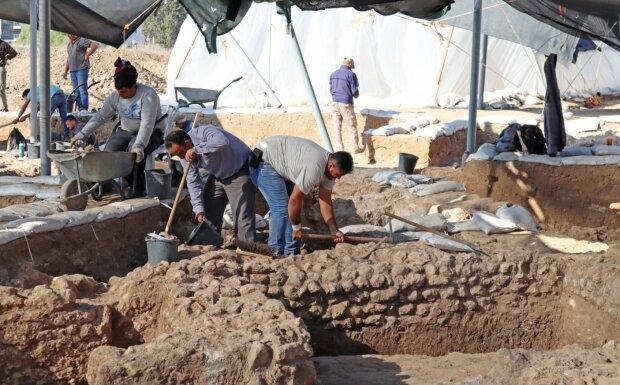 Розкопки в Ізраїлі, фото: Asaf Peretz / Israel Antiquities Authority