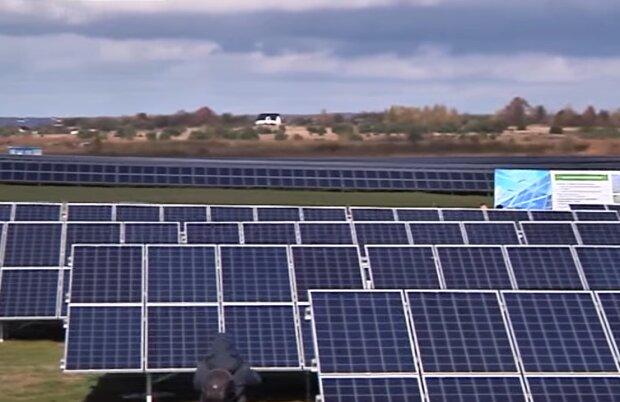 Сонячна енергетика, скріншот: YouTube