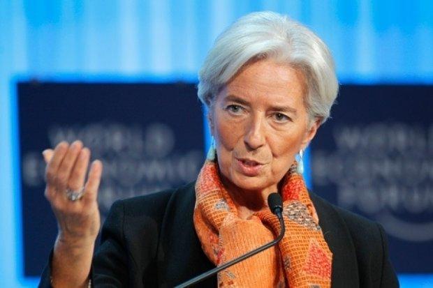 Украина получит кредит МВФ даже в случае дефолта - Лагард