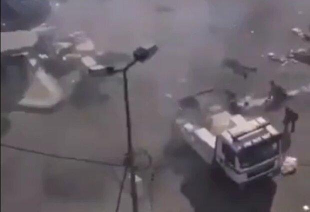 У центрі міста пролунав подвійний вибух, щонайменше 28 людей загинуло: кадри з місця НП
