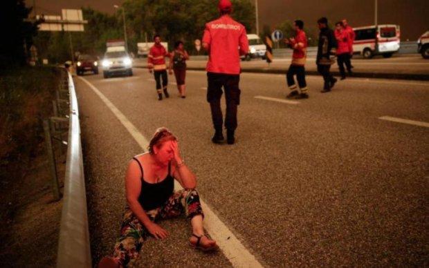 Ужасные последствия португальских пожаров показали в сети