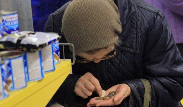 Стало відомо, як пенсіонери Донецька добувають їжу