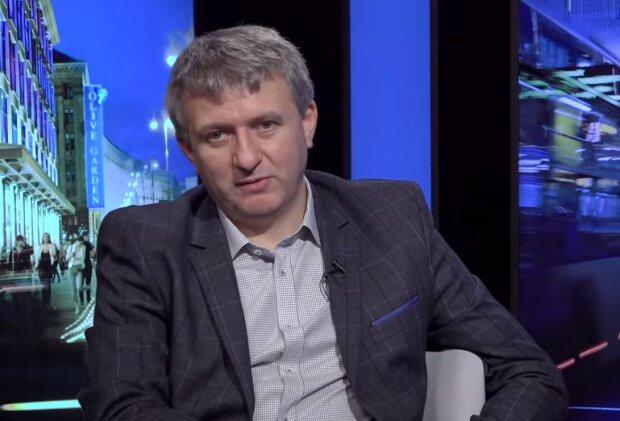 Юрій Романенко, скріншот з відео