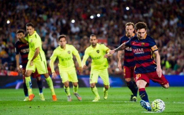 Барселона утримує лідерство по лояльності арбітрів