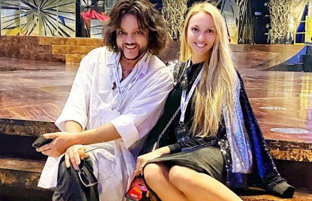 Филипп Киркоров и Оля Полякова, фото: instagram.com/fkirkorov