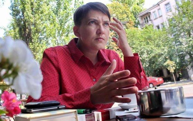 Оце так поворот: Савченко приголомшила політичними планами