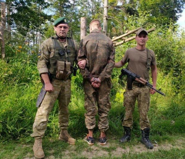 Фото: Чернівецького прикордонного загону