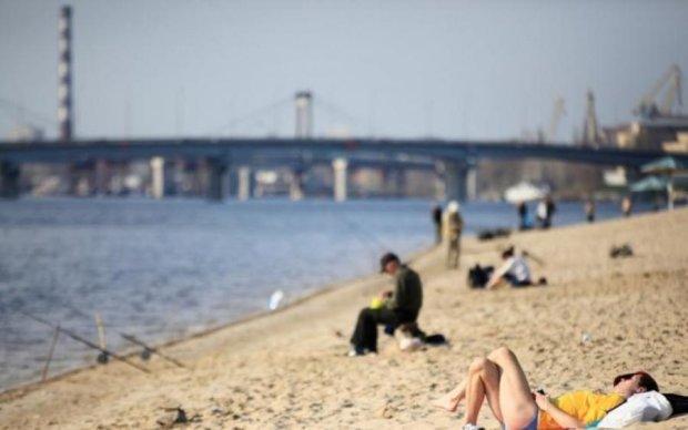 Погода на 27 мая: дикое солнце выгонит вас на пляж