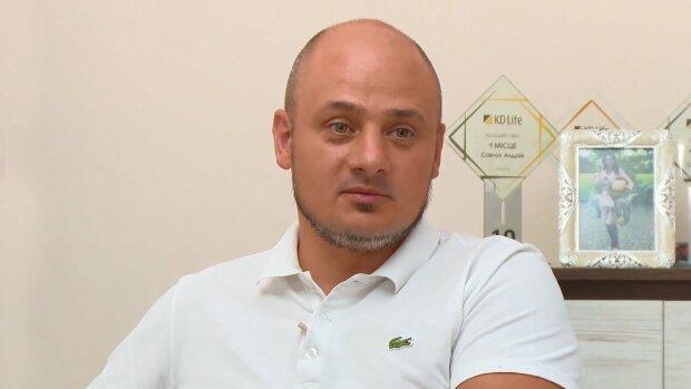 Андрей Савчук, фото: Вісник