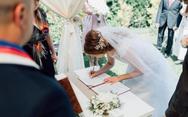 Спочатку аналізи: нові правила змусять українців відмовитися від весіль