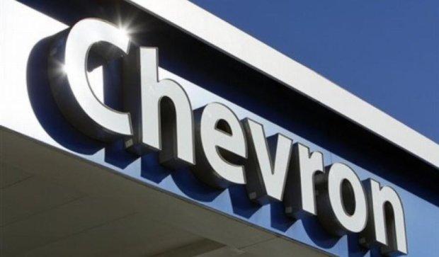 Компания Chevron закрывает бизнес в Украине
