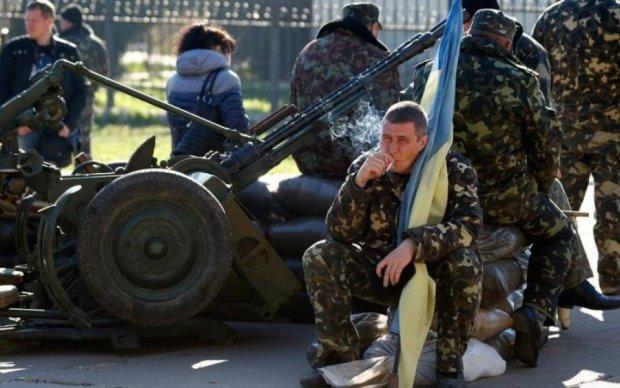 Путінські окупанти в Криму взяли в полон українця