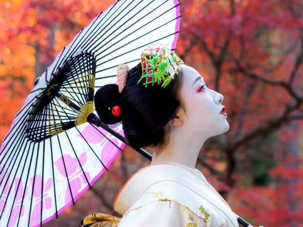 Японки, фото: gtrk-saratov