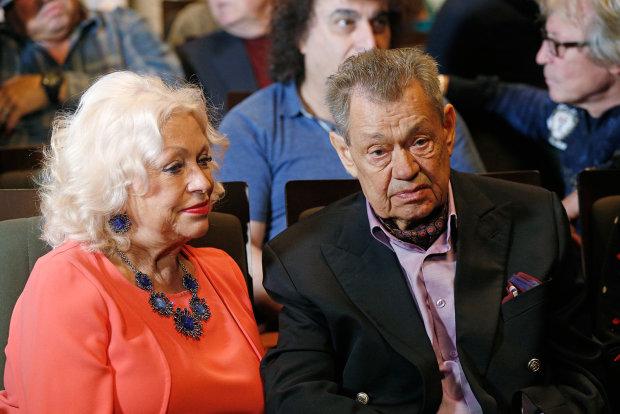 Николай Караченцев и Людмила Поргина