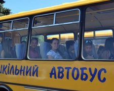 Шкільний автобус у Львові