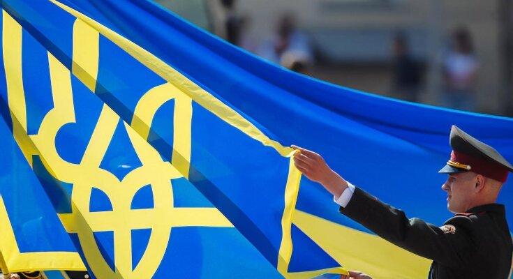 День Незалежності України: промова Зеленського, Гімн від Тіни Кароль та марш патріотів, фоторепортаж