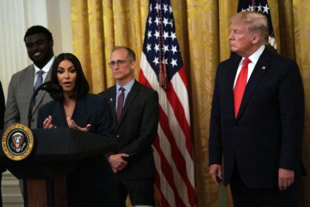 Кім Кардашьян звернулася до Трампа по допомогу: повинен був виступати в Україні