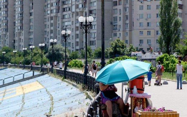 Погода на август: украинцы будут задыхаться от новой напасти