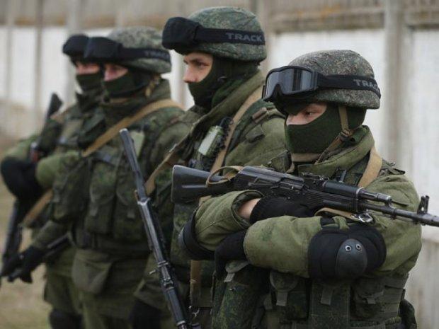 В Луганск прибыли российские спецподразделения