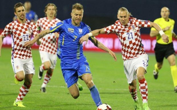 Что говорили в сборной Хорватии после матча с Украиной