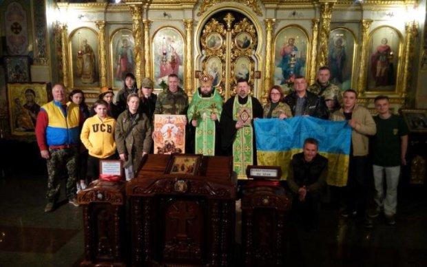 Київський патріархат поскаржився на гоніння священиків