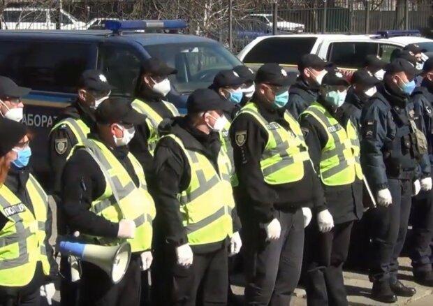 патрульная полиция, скриншот из видео