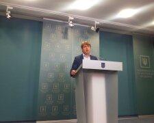 брифинг представителя Президента Украины в Кабинете Министров Андрея Геруса