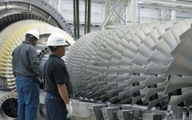 Siemens отказал Украине через Россию