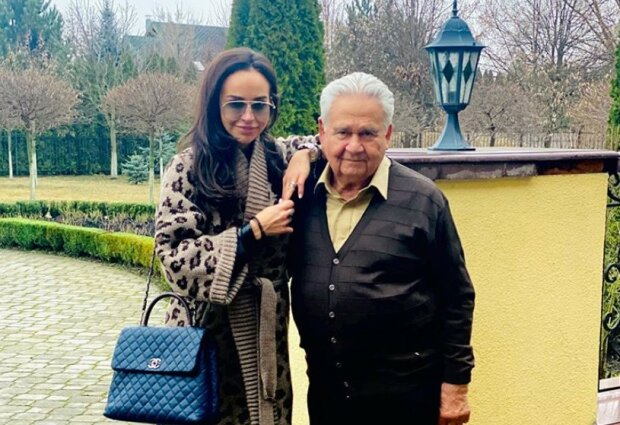 Маша и Витольд Фокины, фото: Instagram