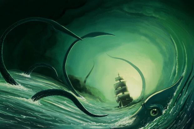 """Ученые раскрыли секрет древнего хозяина океанов, """"Так они охотятся"""": захватывающее видео"""