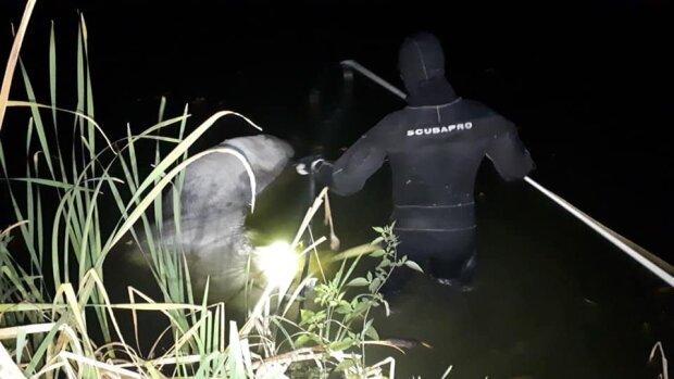 В озеро ни ногой: необычный утопленник поставил на уши весь Киев, фото