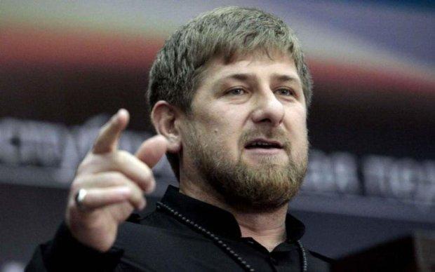 Кадыров попросил убрать труп из центра Москвы
