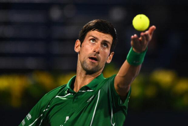 Новак Джокович, фото: Getty Images