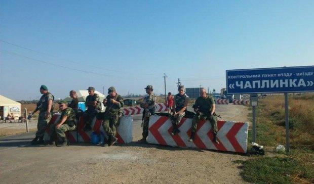 Вместо украинских продуктов Крым заполнили отвратительным российским товаром