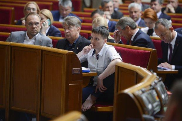Головне питання для України: Савченко у Раді розлютилася через інавгурацію Зеленського