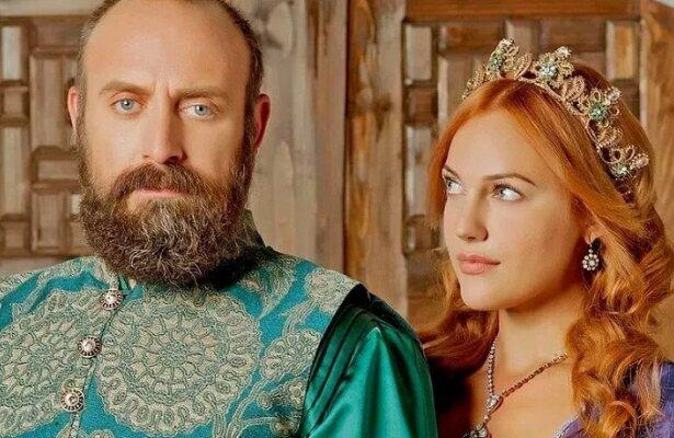 Великолепный век, кадр из сериала