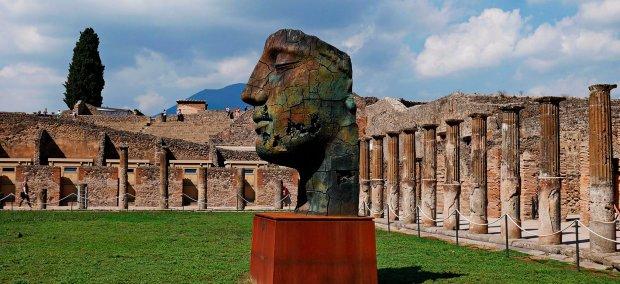 """Помпеи преподнес археологам очередной """"подарок"""": находка действительно поражает"""