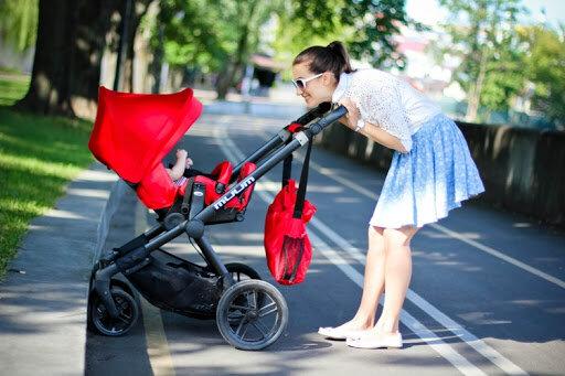 Молодая Мама, фото из открытых источников