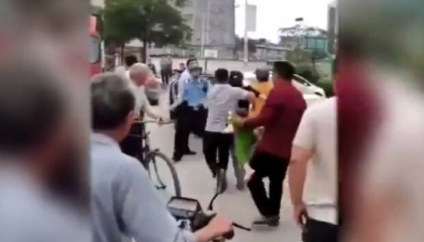 Напад, фото: скріншот відео