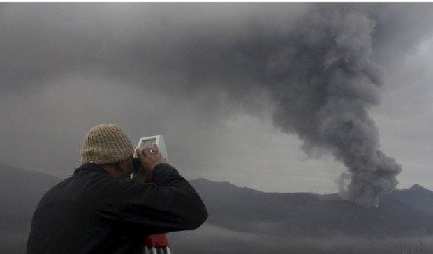 В Индонезии проснулся вулкан Бромо (фото)
